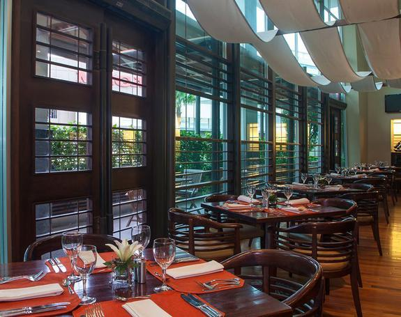 Restaurante Cook's Sheraton Guayaquil Hotel Guayaquil