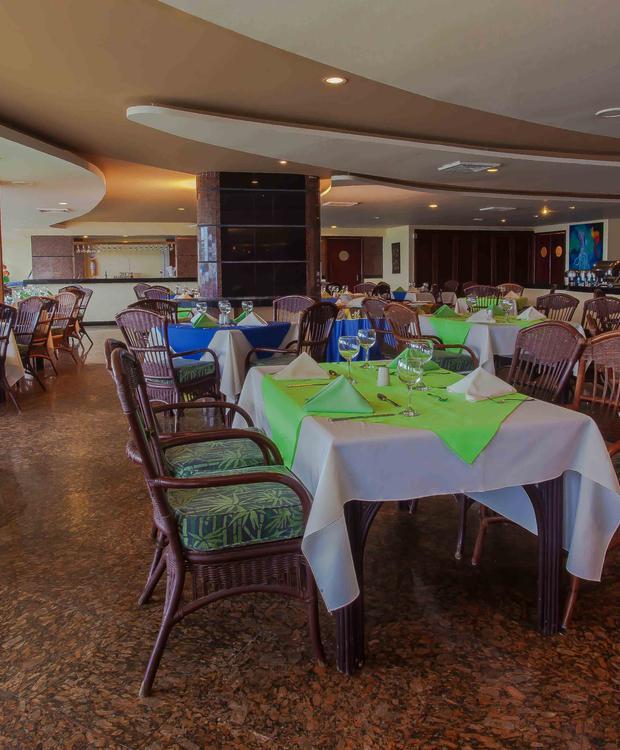 Restaurante Hotel GHL Relax Sunrise