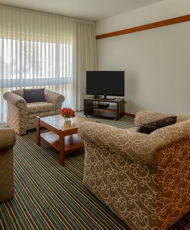 Habitación Sonesta Hotel El Olivar Lima