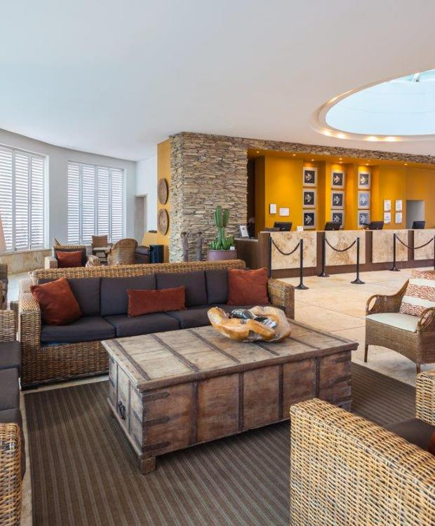 Lobby GHL Hotel Relax Corales de Indias Cartagena de Indias
