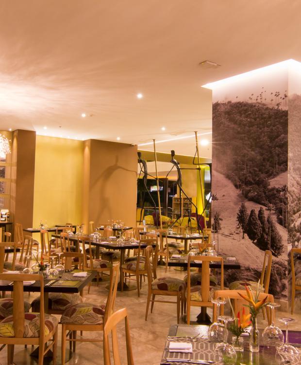 Restaurante Cooks Sonesta Hotel Pereira Pereira