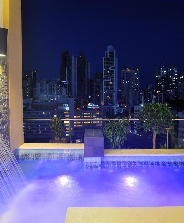 Spa Hotel Hilton Garden Inn Panamá Ciudad de Panamá