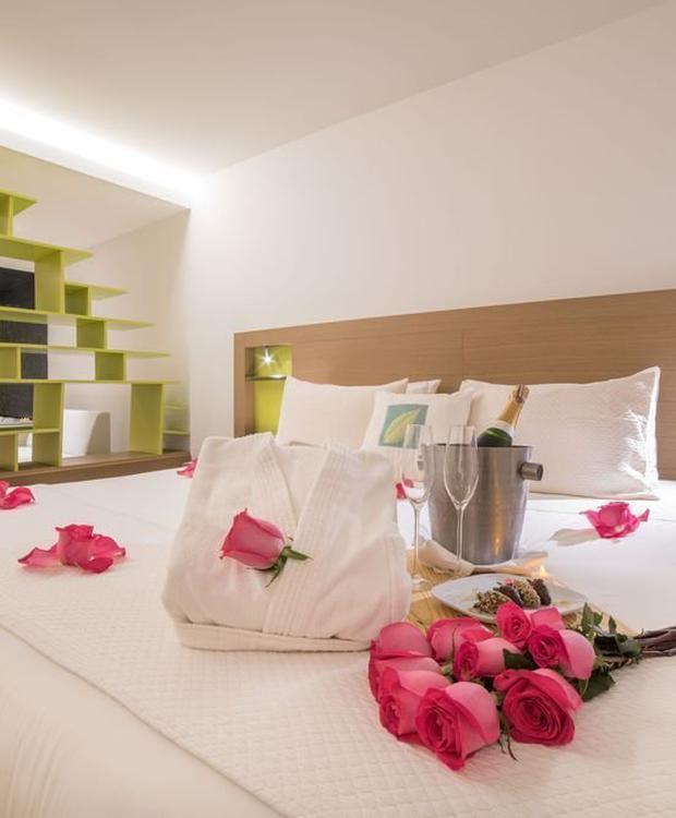 Noche romántica Biohotel Organic Suites Bogotá