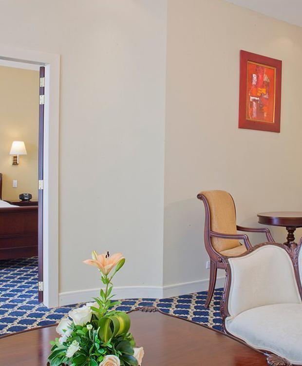 Suite Presidencial Hotel Howard Johnson Loja Loja