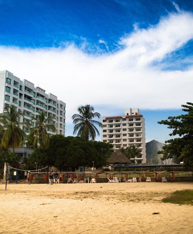 Volley Playa GHL Hotel Relax Costa Azul Santa Marta