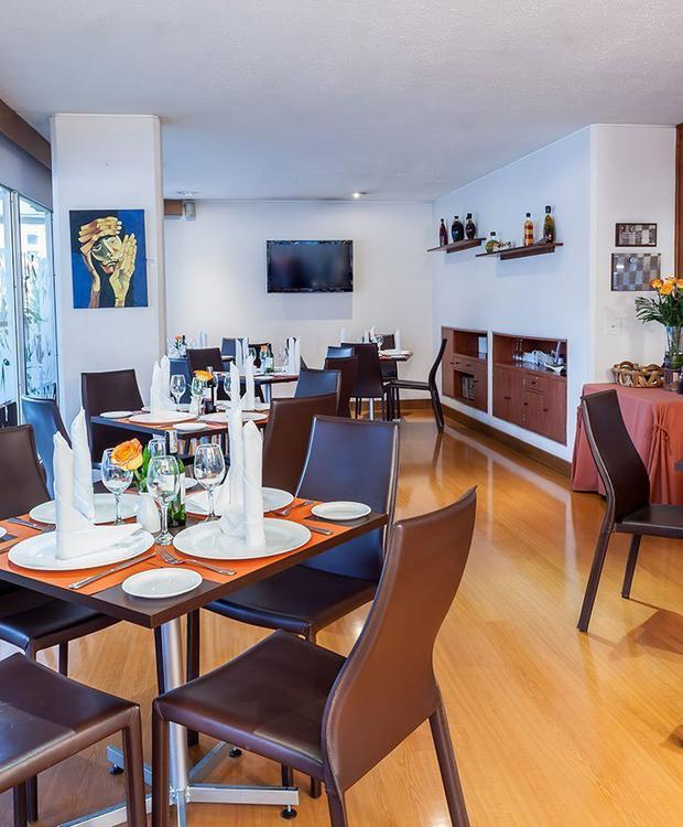 Restaurante GHL Style Hotel Belvedere Bogotá