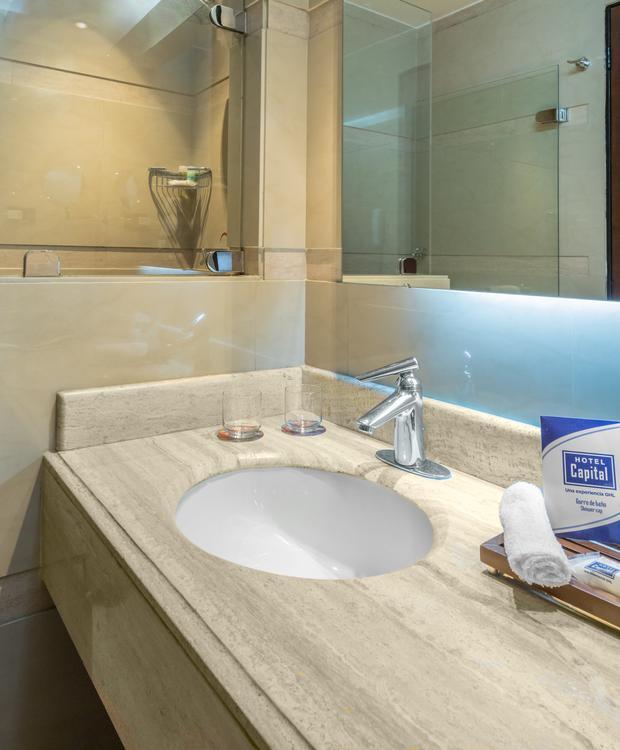 Baños GHL Hotel Capital GHL Hotel Capital Bogotá