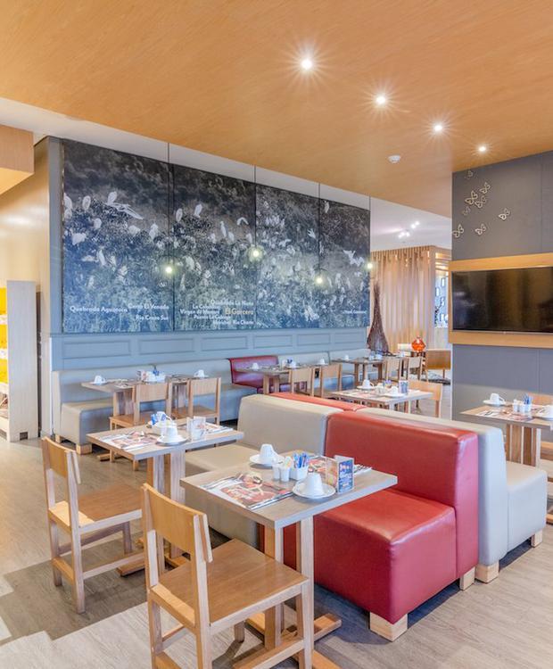 Restaurante GHL Style Hotel Yopal Yopal
