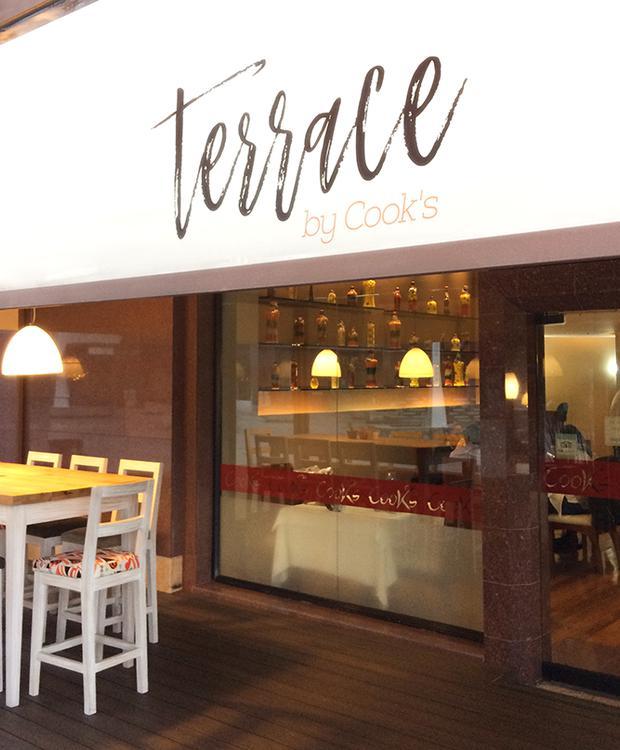 Terrace by Cooks Sheraton Bogotá Hotel Sheraton Bogotá Hotel Bogotá