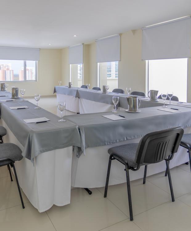Salones Sonesta Hotel Barranquilla  Barranquilla