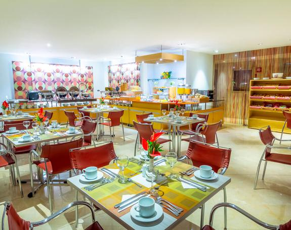 Restaurante Mango´s Hotel Four Points By Sheraton Cali Cali