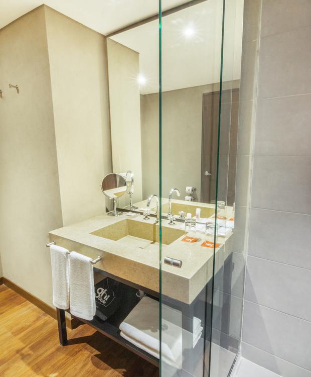 Baños GHL Style Hotel Bogotá Occidente Bogotá