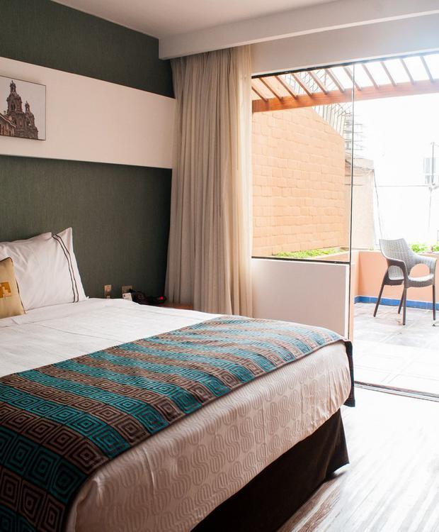 Suite Sonesta Hotel Posadas Del Inca Miraflores Lima