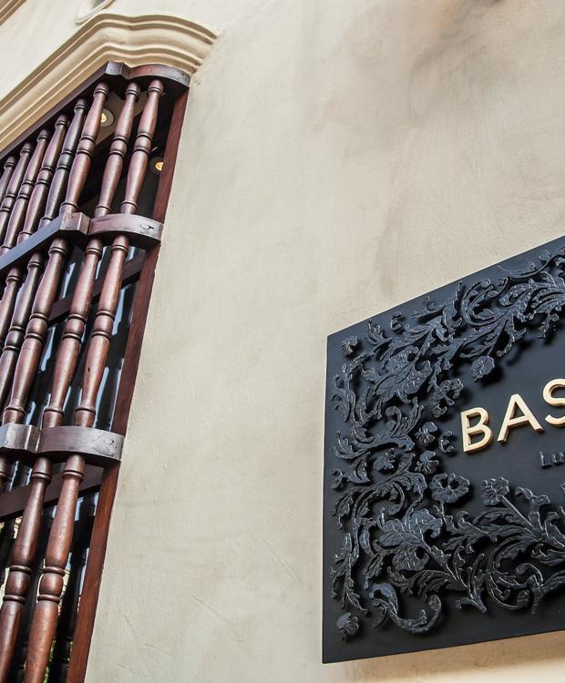 Fachada de Bastión Luxury Hotel Bastión Luxury Hotel Cartagena de Indias