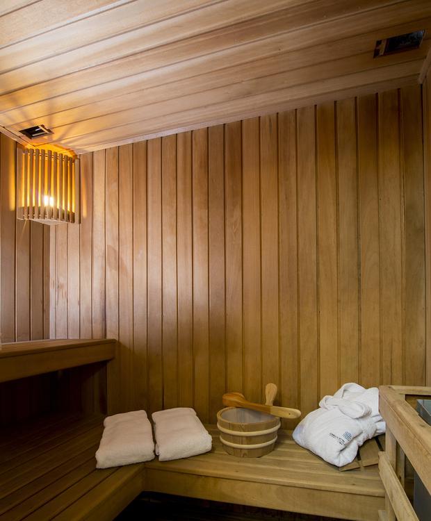 Sauna Suite Sonesta Hotel El Olivar Lima