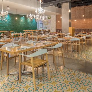 Restaurante Cook's Hotel Four Points By Sheraton Barranquilla Barranquilla