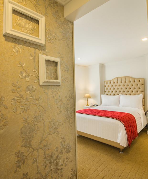 Junior Suite GHL Hotel Hamilton Hotel GHL Collection Hamilton Bogotá