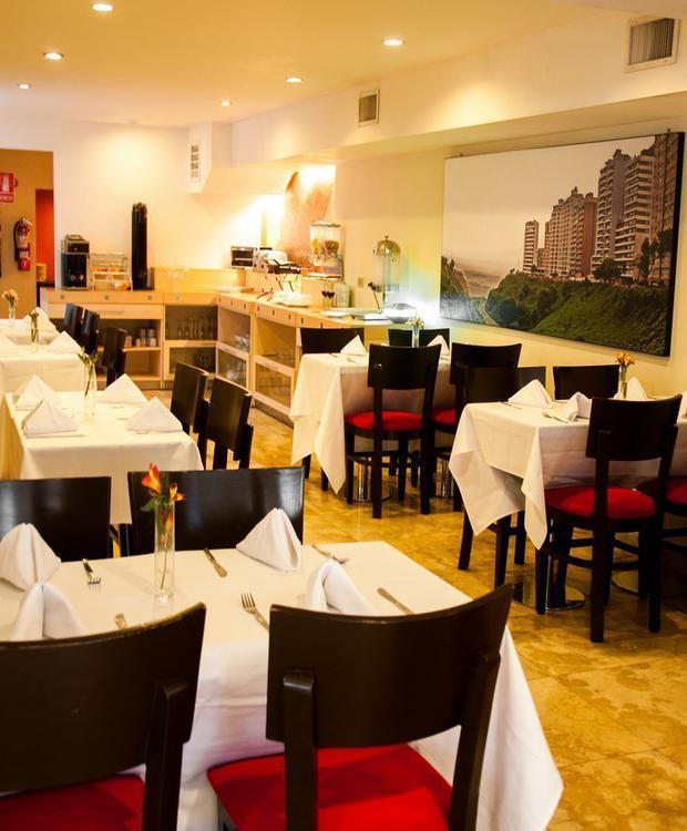 Restaurante Sonesta Hotel Posadas Del Inca Miraflores Lima