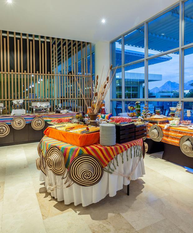Restaurante Sonesta Hotel Valledupar  Valledupar