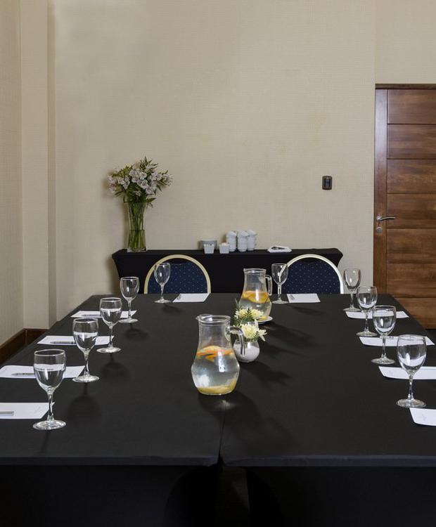 Sala de reuniones Sonesta Hotel Concepción Concepción