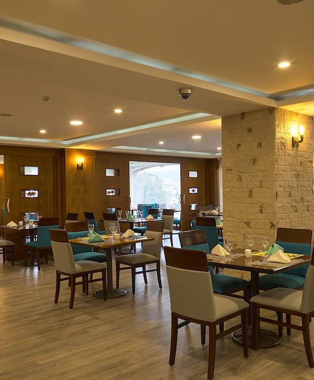 Restaurante Sonesta Hotel Loja Loja