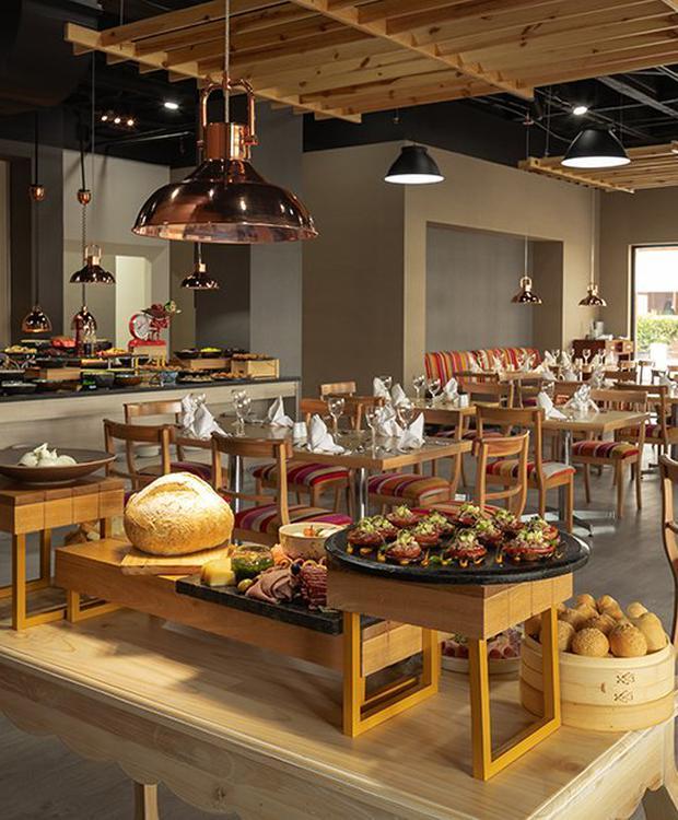 Restaurante Sheraton Bogotá Hotel Bogotá
