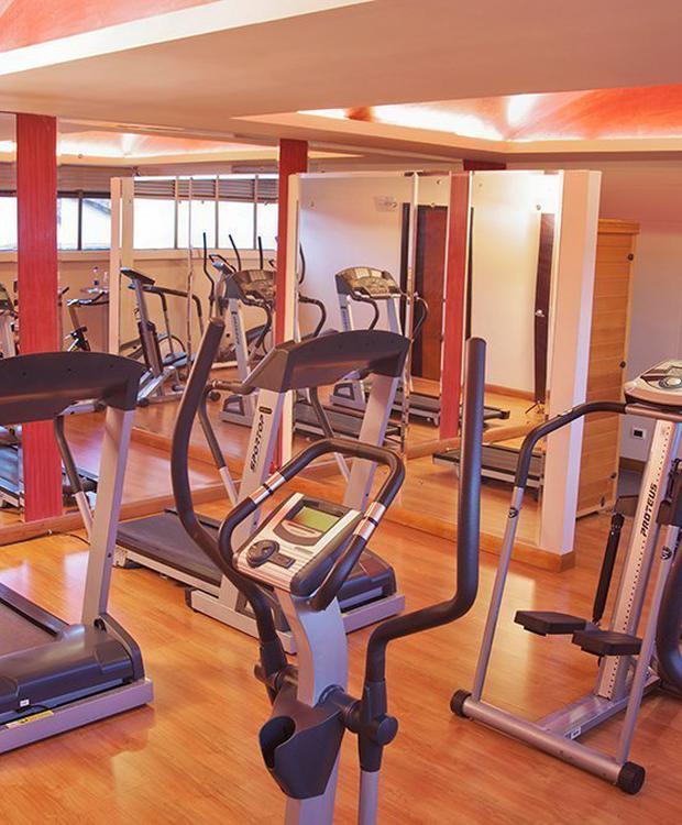 Gimnasio Hotel GHL Abadía Plaza Pereira