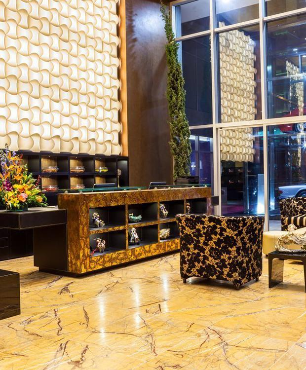 Lobby Hotel Four Points By Sheraton Bogotá Bogotá