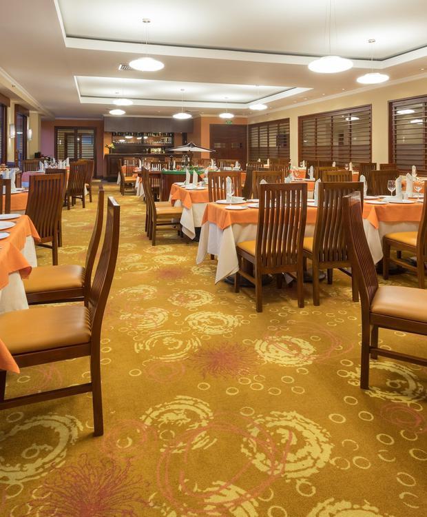 Restaurante Azafran GHL Hotel Capital GHL Hotel Capital Bogotá