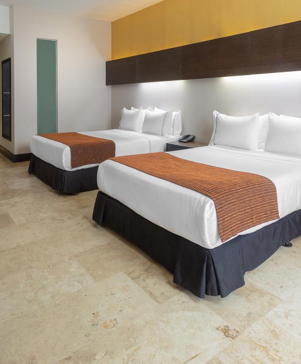 Habitación Twin Sonesta Hotel Barranquilla  Barranquilla