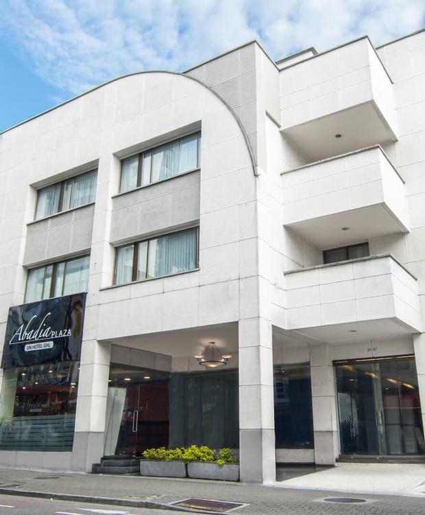 Fachada Hotel GHL Abadía Plaza Pereira