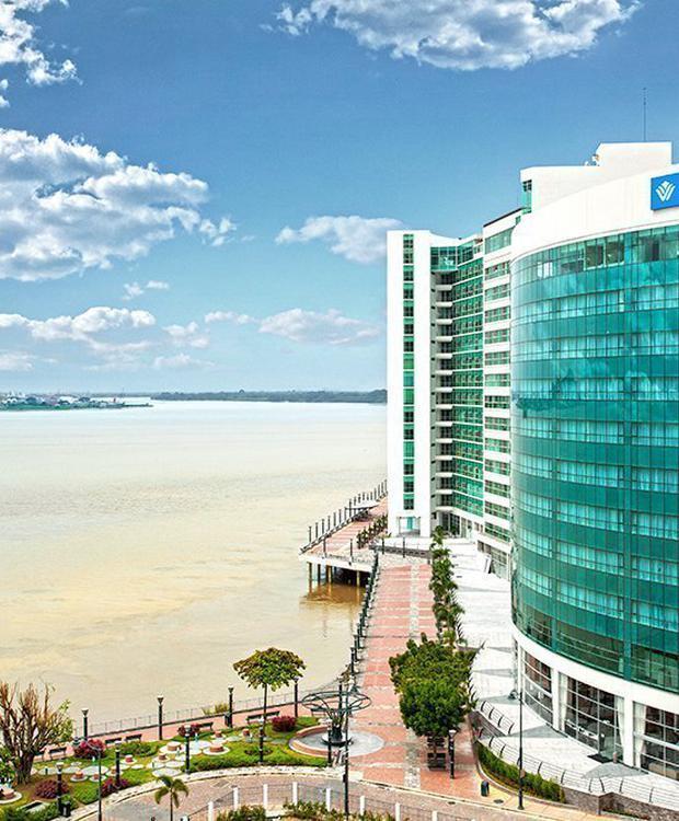 Fachada Hotel Wyndham Guayaquil Guayaquil