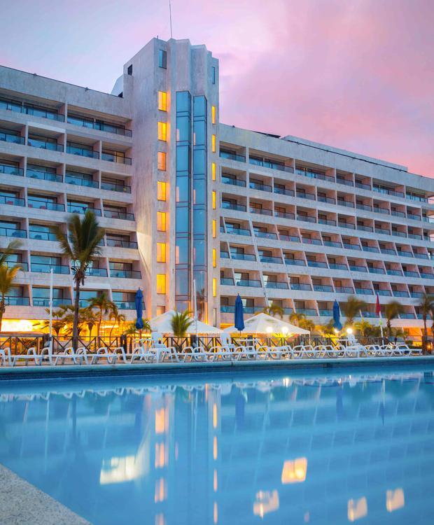 Fachada Hotel GHL Relax Sunrise GHL Relax Hotel Sunrise San Andrés