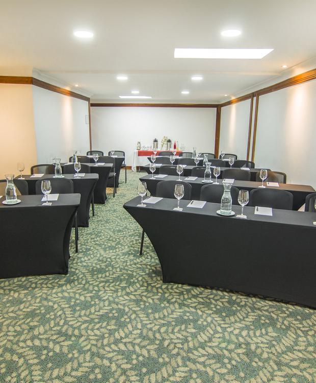 Salón Saint James GHL Hotel Hamilton Hotel GHL Collection Hamilton Bogotá