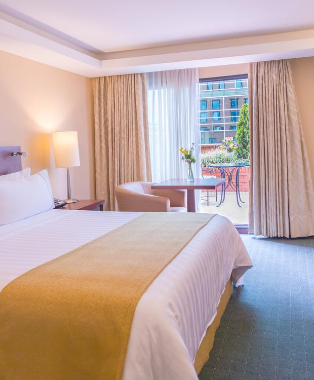 Habitación GHL Hotel Capital Bogotá