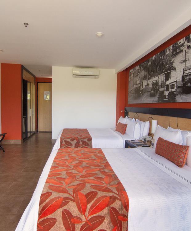Habitación Standard Villa Twin Sonesta Hotel Pereira Pereira