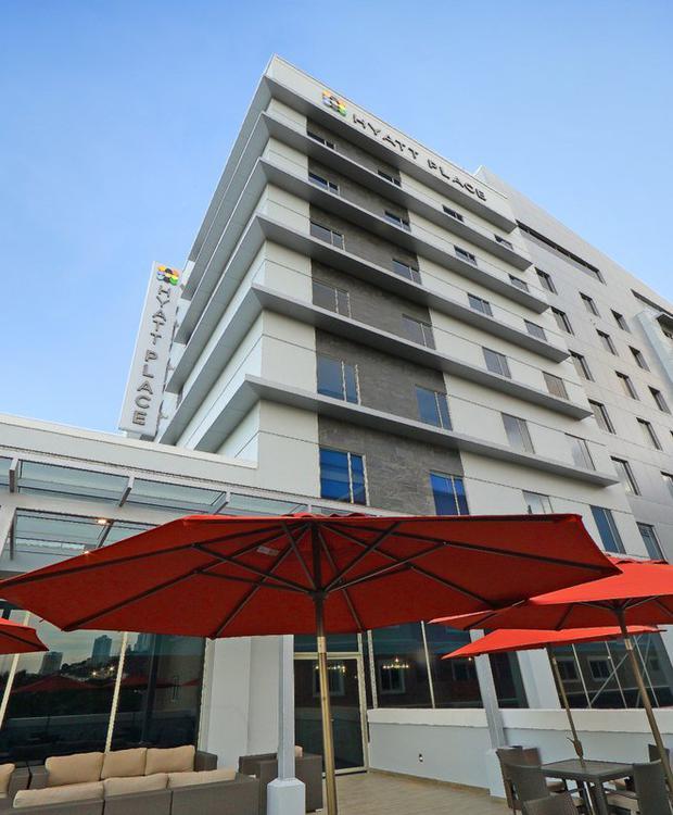 Fachada Hotel Hyatt Place Tegucigalpa Tegucigalpa