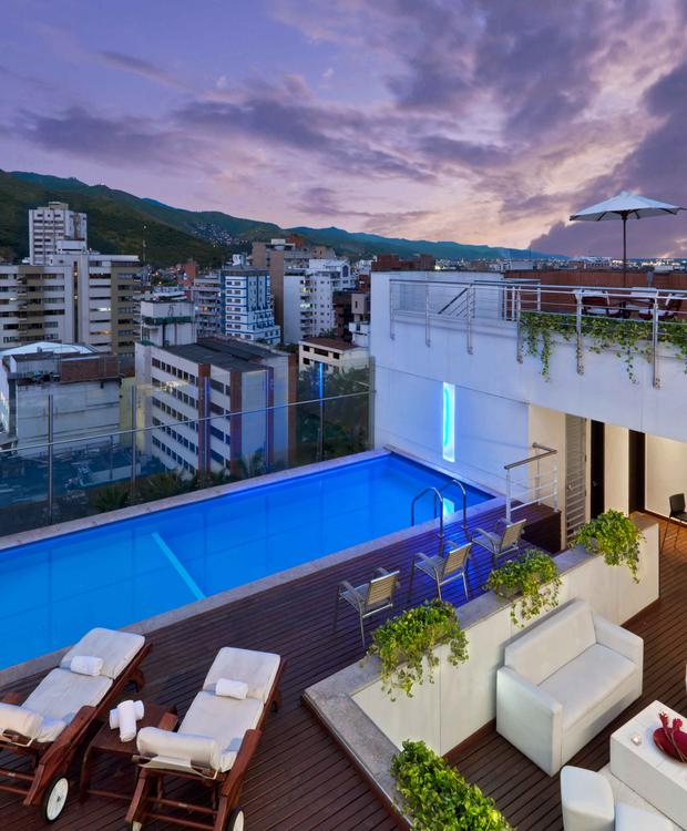 Piscina Hotel Four Points By Sheraton Cali Cali