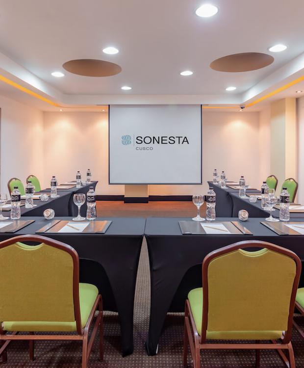 Sala de reuniones Sonesta Hotel Cusco Cusco