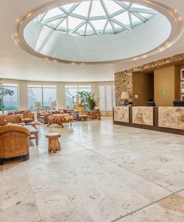 Recepción GHL Hotel Relax Corales de Indias Cartagena de Indias