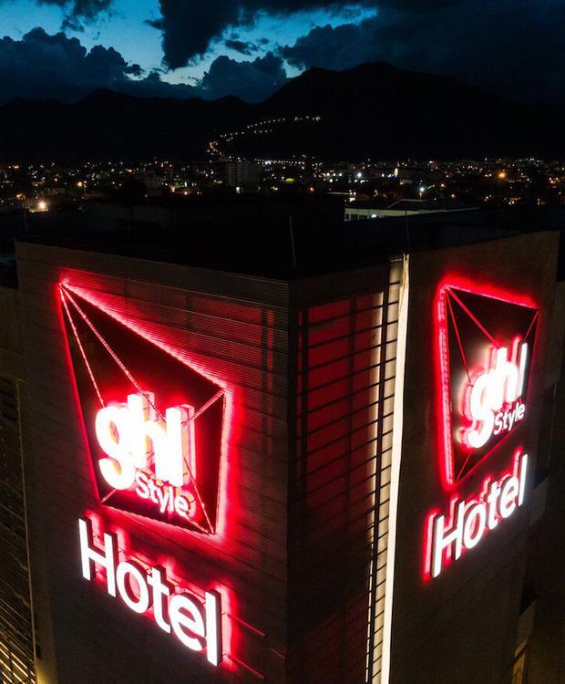 Fachada GHL Style Hotel Yopal Yopal
