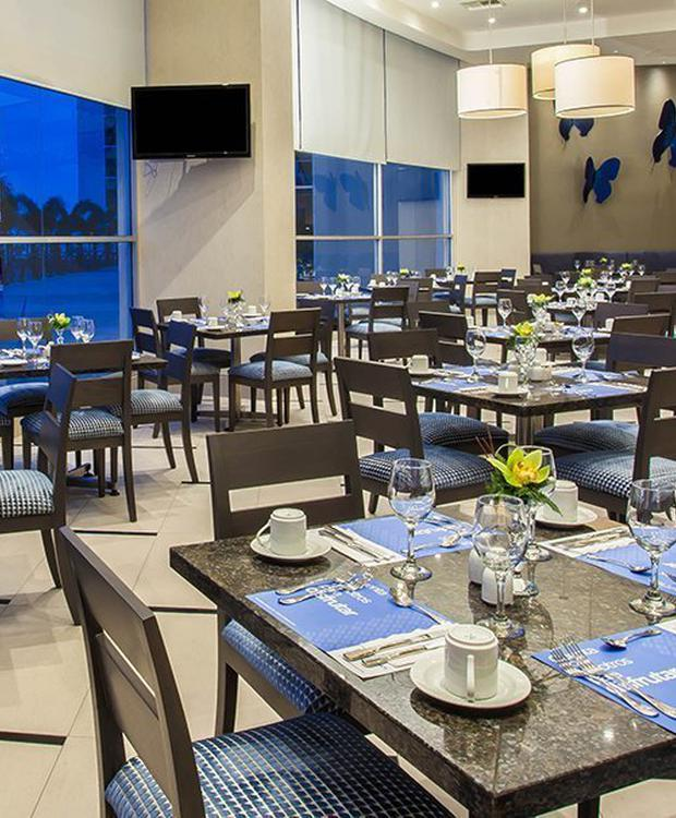 Restaurante Hotel Wyndham Guayaquil Guayaquil