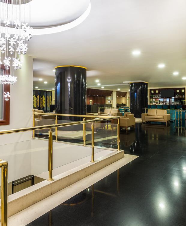 Lobby GHL Hotel Capital GHL Hotel Capital Bogotá