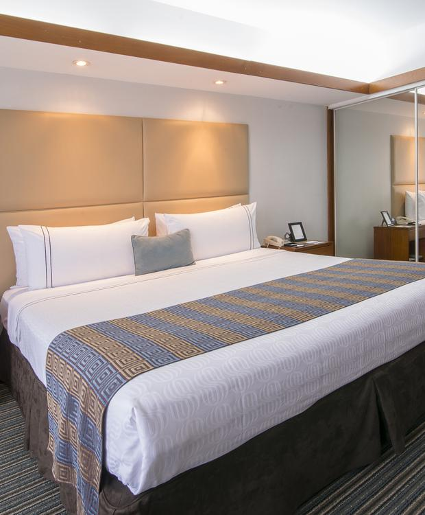 Habitaciones Sonesta Hotel El Olivar Lima