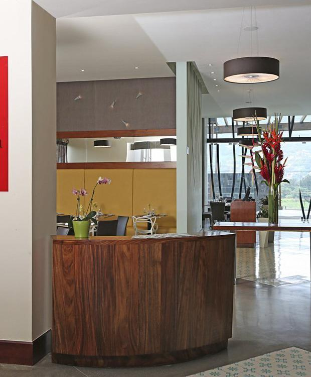 Kitchen by Rausch Sheraton San José Hotel San José