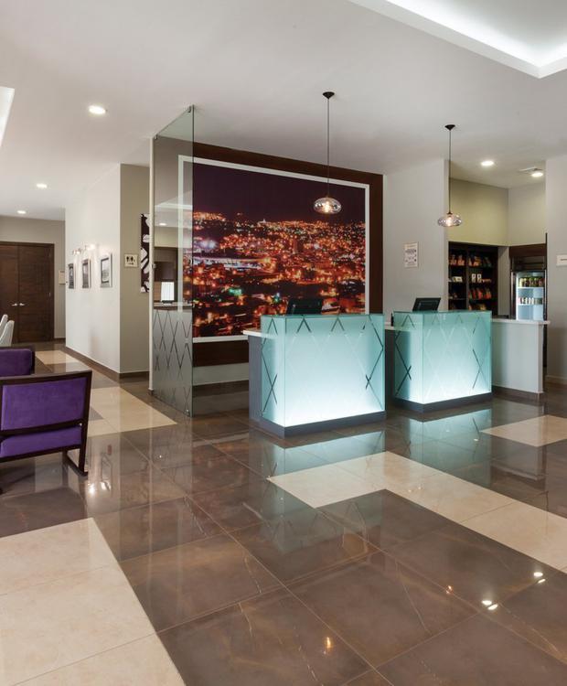 Lobby LQ Hotel Tegucigalpa Tegucigalpa