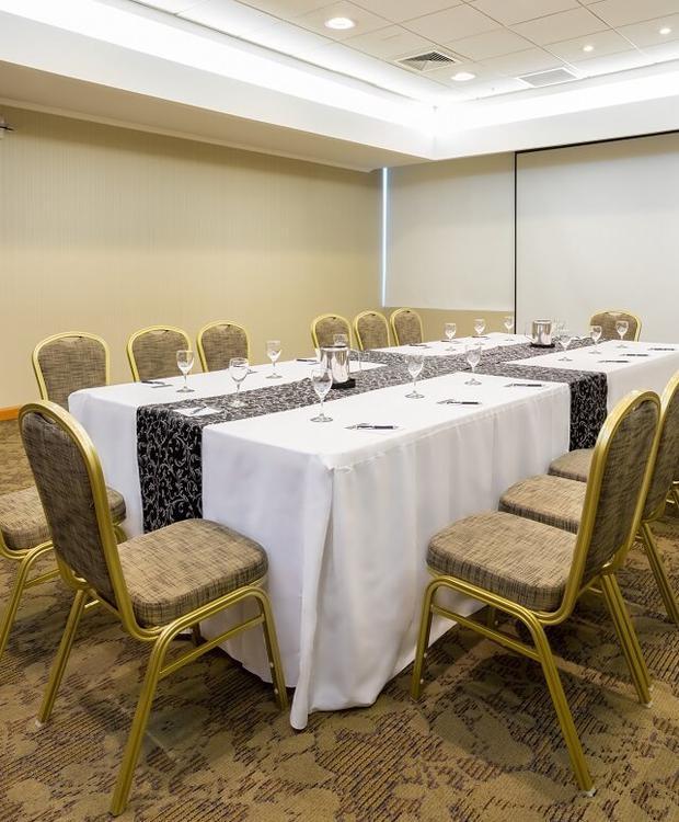 Sala de reuniones Sonesta Hotel Osorno Osorno