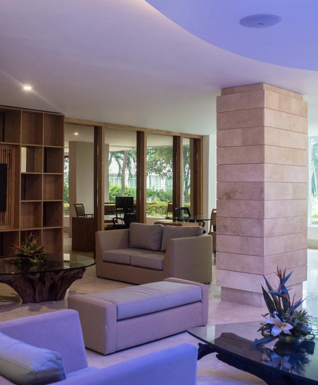 Lobby GHL Hotel Relax Costa Azul Santa Marta