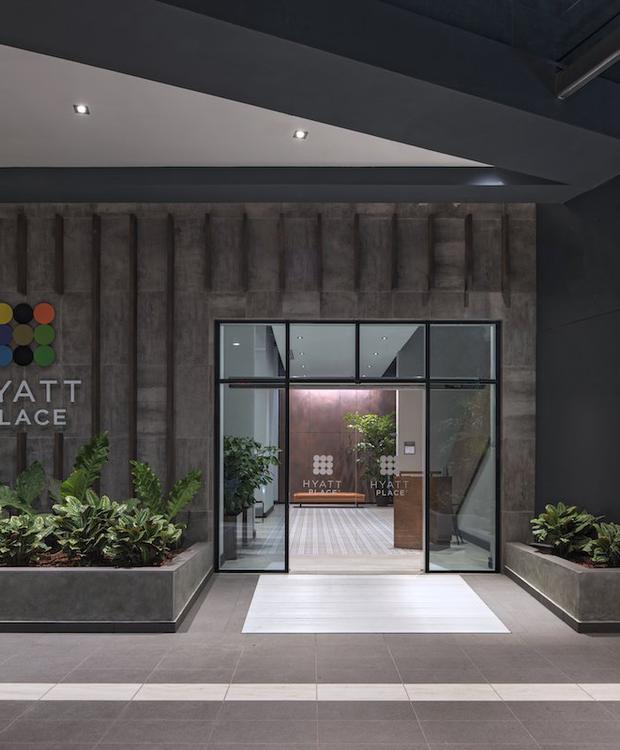 Exteriores Hotel Hyatt Place San Pedro Sula San Pedro Sula