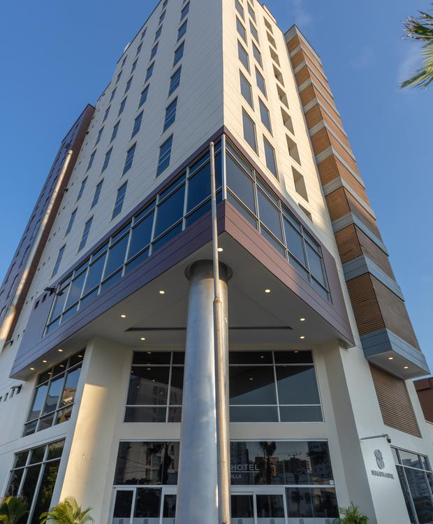 Fachada Sonesta Hotel Barranquilla  Barranquilla